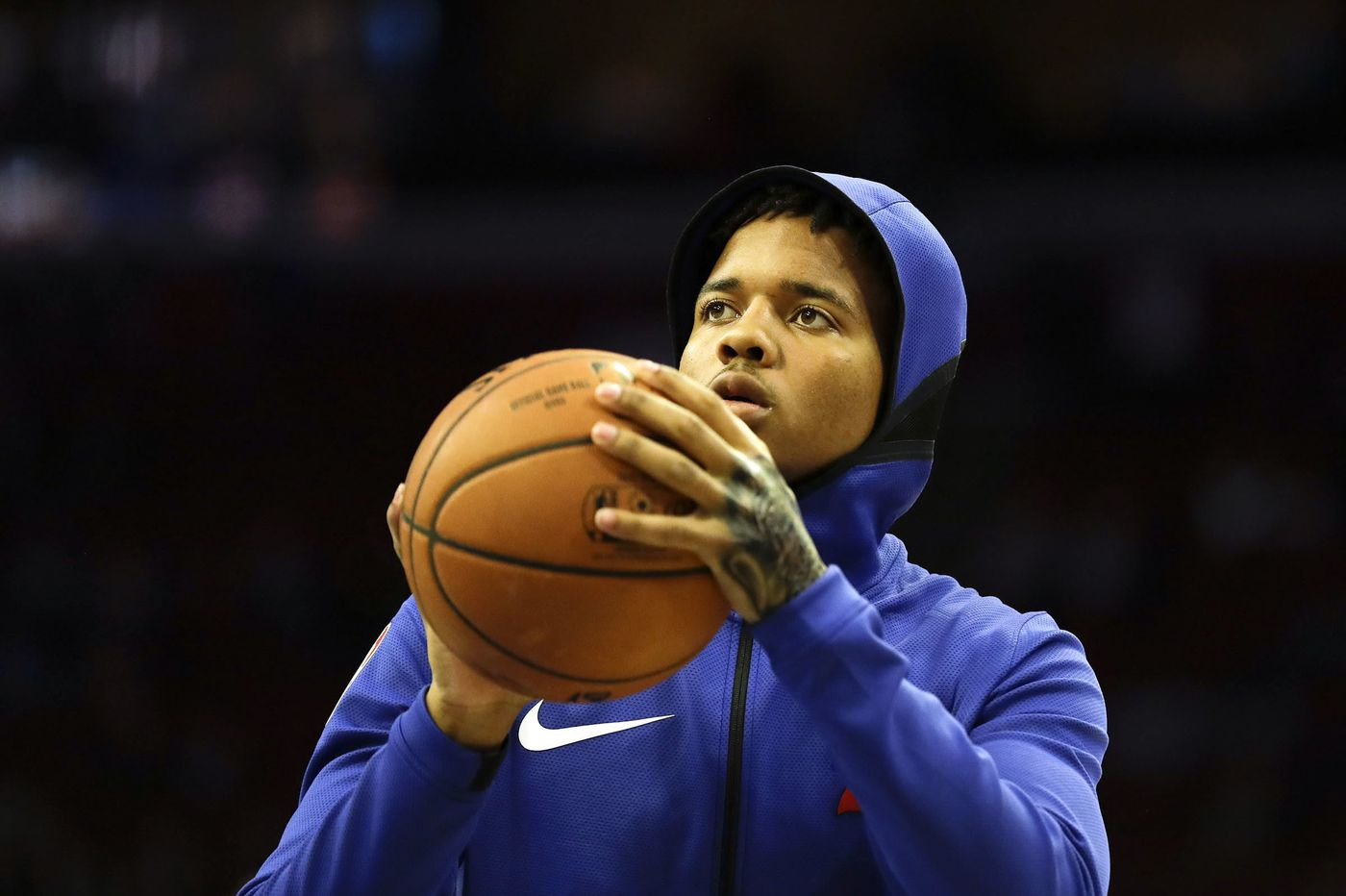 Markelle Fultz had no value and the Sixers didn't care. That says it all. | David Murphy