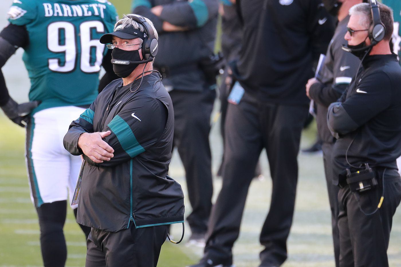 The Eagles' lack of identity on offense is a bigger concern than all of the mistakes | David Murphy