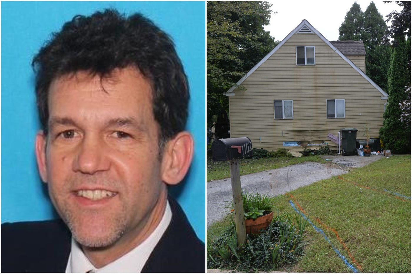 Before Bruce Rogal's murderous spree, his rage boiled over at home