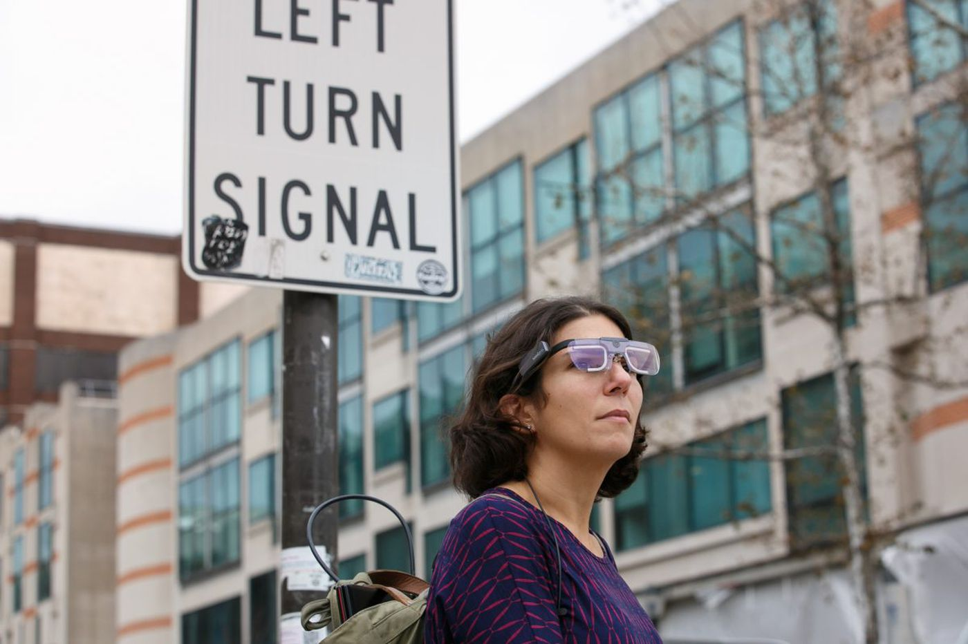 Penn team seeks to make streets safer by keeping an eye on cyclists' eyes