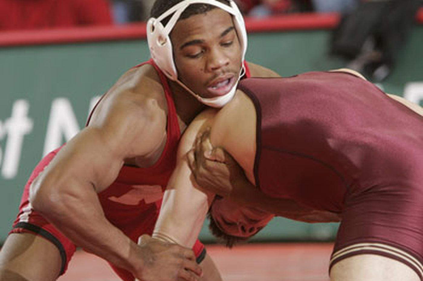 Winslow Township wrestler Jordan Burroughs on the brink of becoming an Olympian