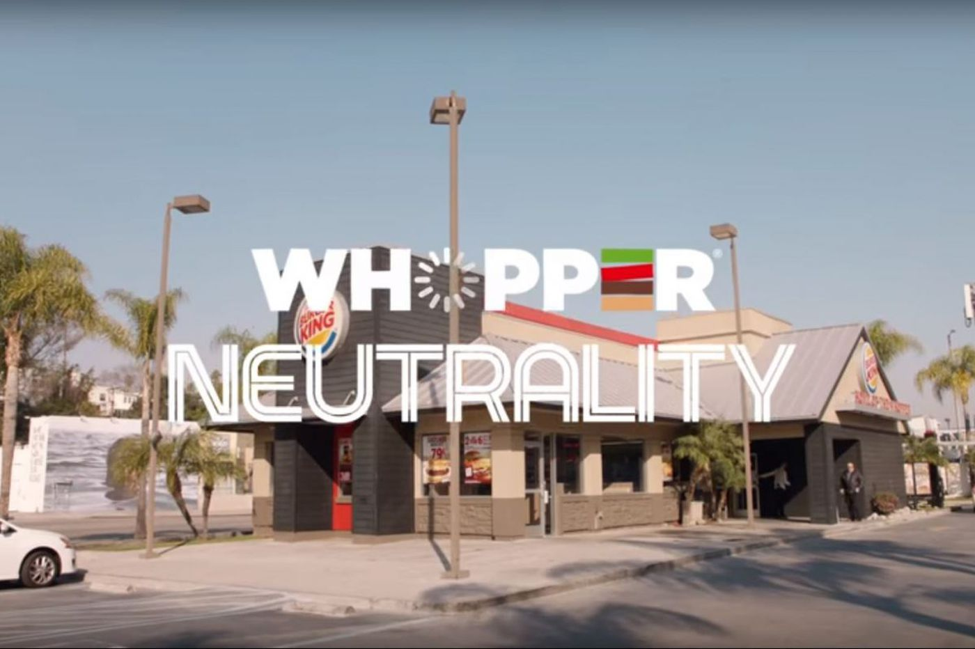 Net neutrality movement finds a fast-food friend in Burger King