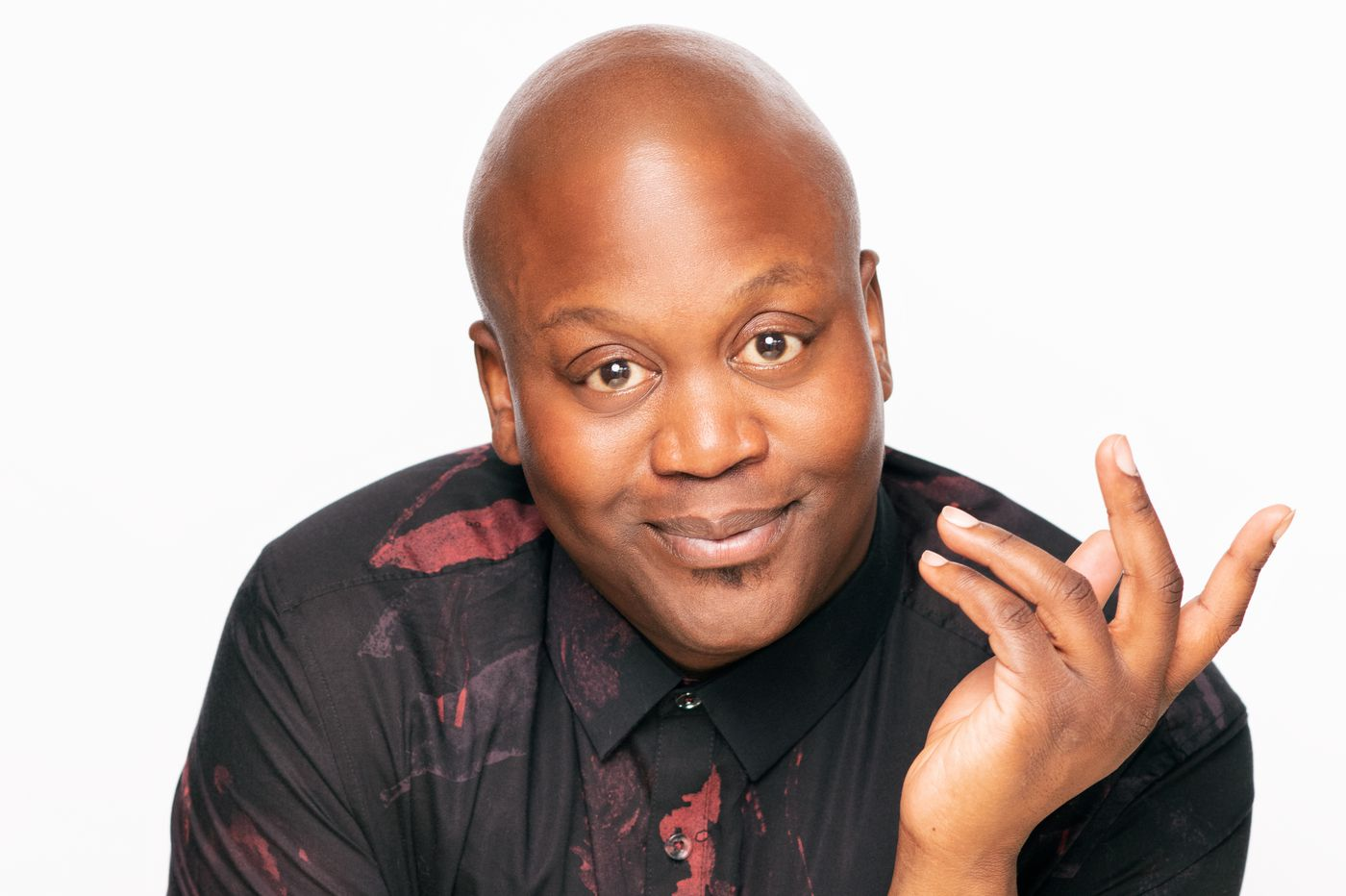 Tituss Burgess from 'Kimmy Schmidt' costars in 2 Philly Pops Christmas shows at the Met