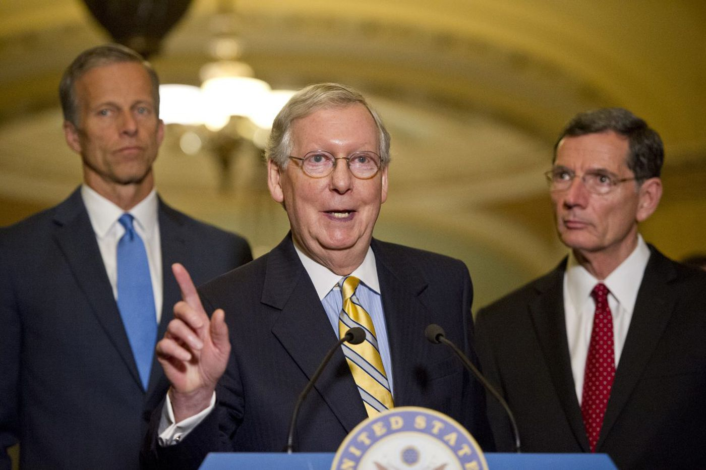Senate GOP advances Affordable Care Act repeal