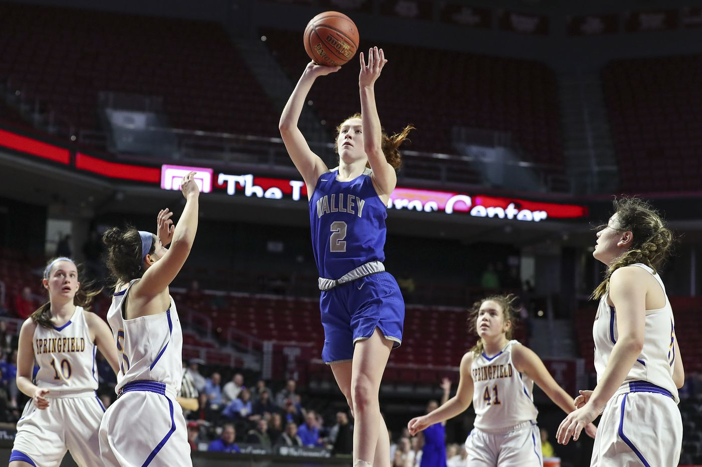 Great Valley's run continues with Tessa Liberatoscioli's deciding free throw in PIAA Class 5A opening round