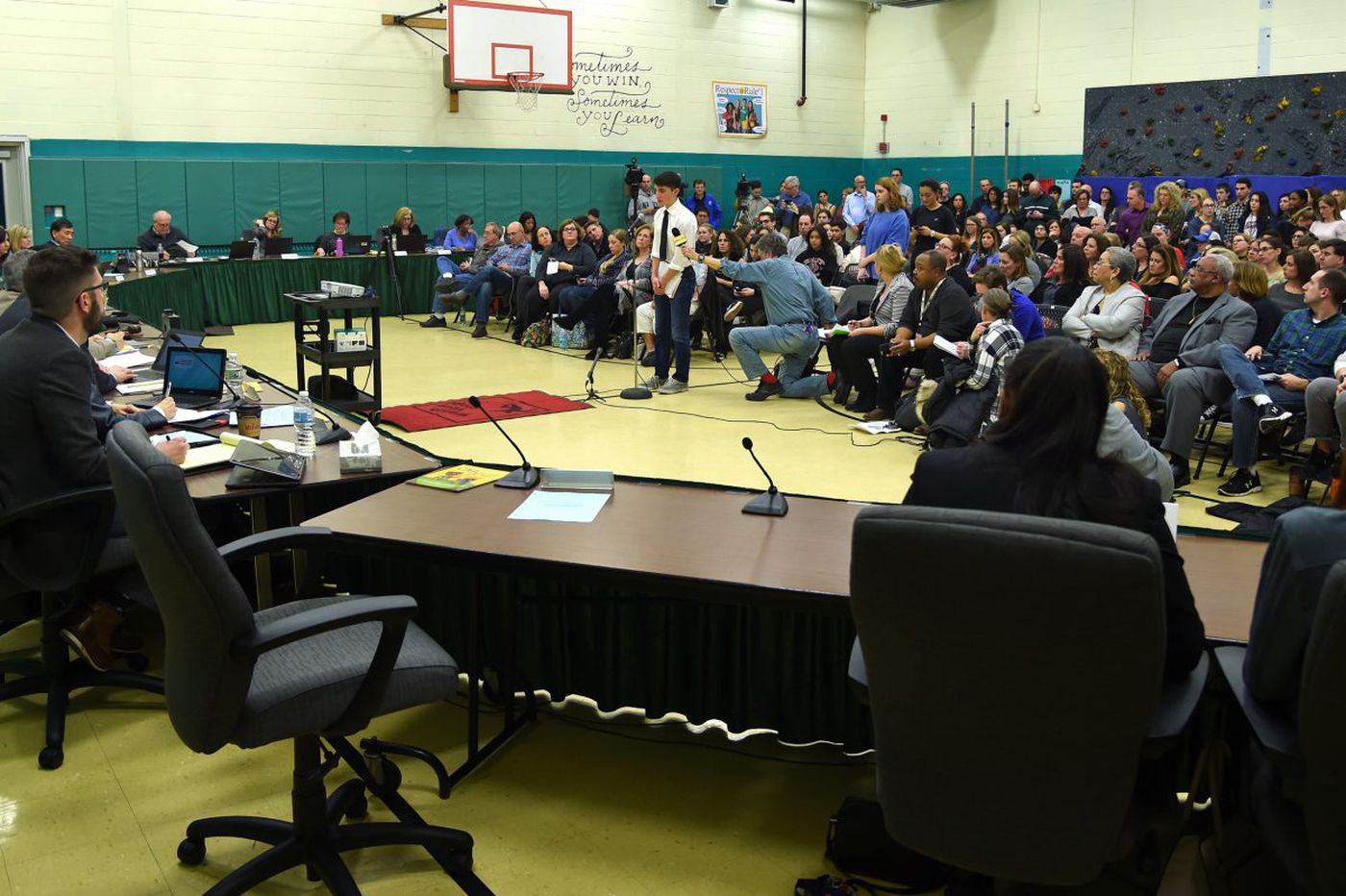 It's time Cherry Hill's school chiefs had a real conversation about suspended teacher
