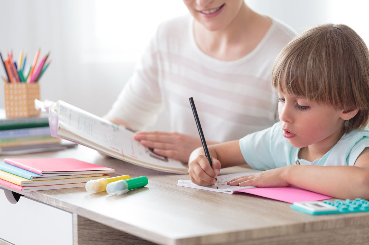 Homeschooling a child with ADHD? Here's some expert advice
