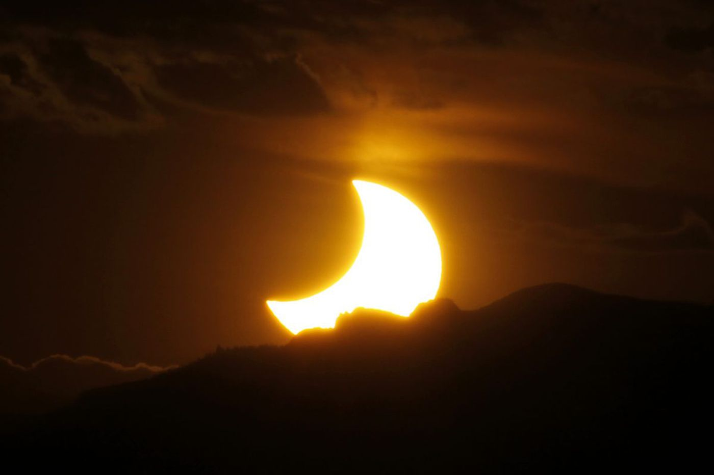 Clouds could obscure solar eclipse in Philly area