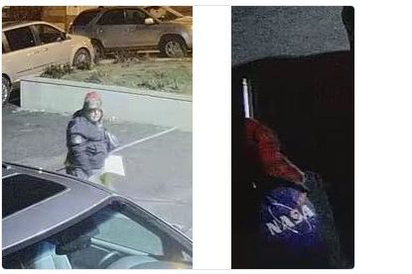 Police seeking man who left threatening signs at Upper Darby mosque