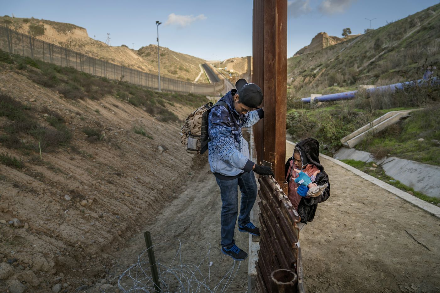 Border Patrol should not be held responsible for deaths following harrowing journey | Opinion