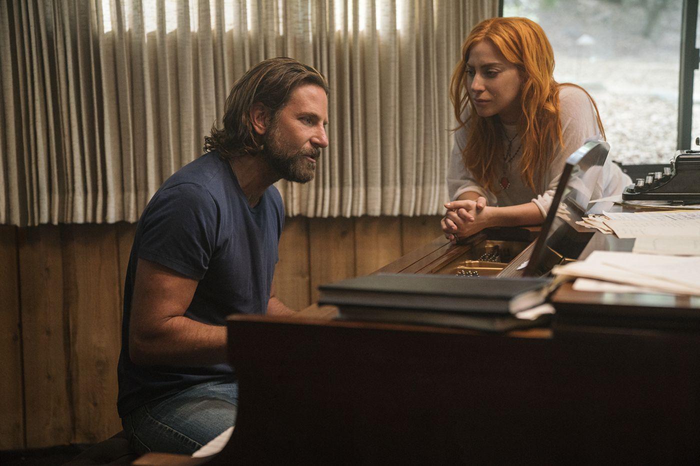 'A Star is Born:' Bradley Cooper goes Gaga