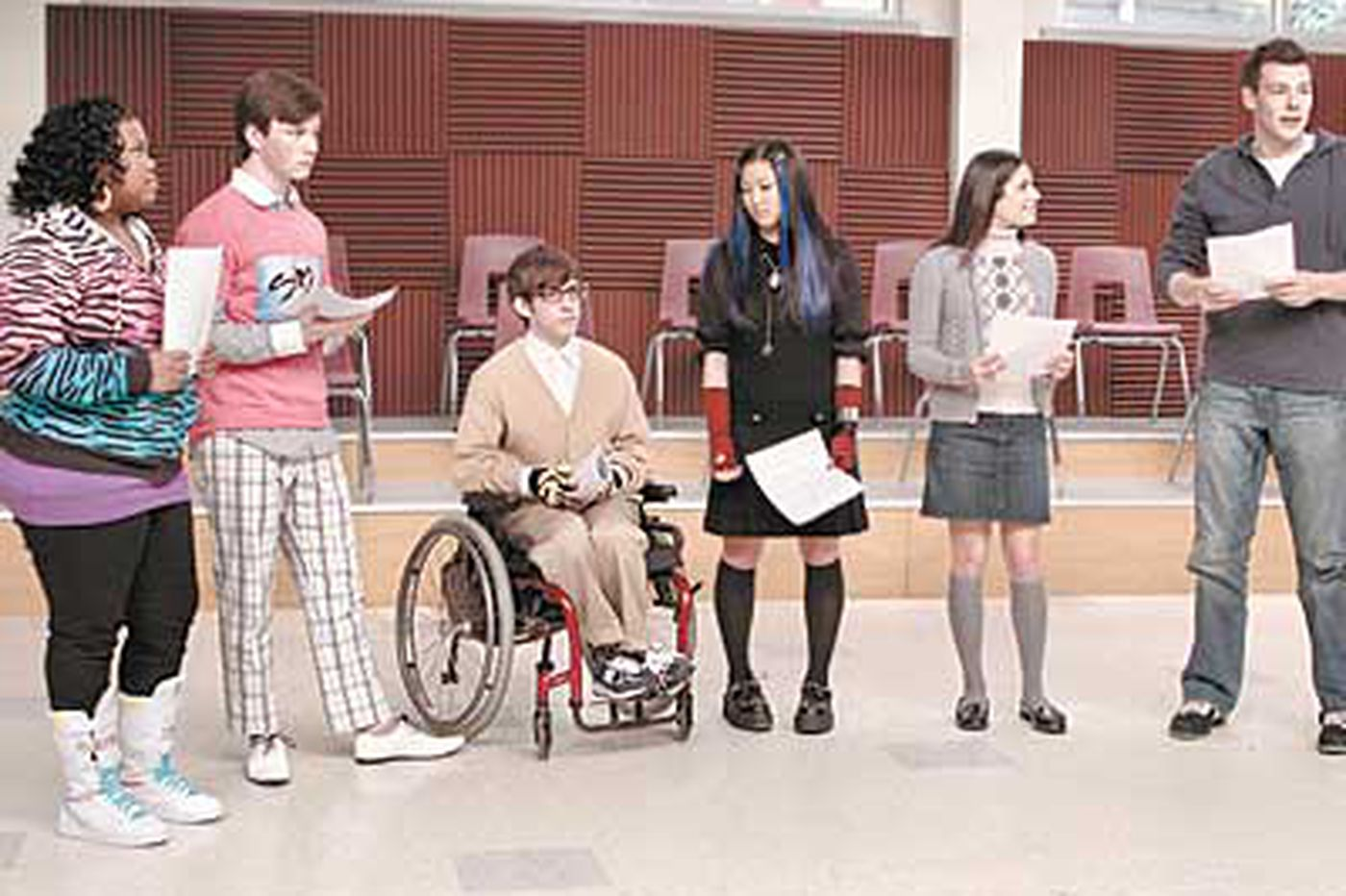 Jonathan Storm: 'Glee': A show to gladden a viewer