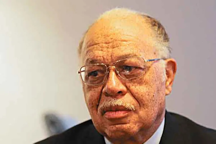 Nine counts were dropped Tuesday against abortion doctor Kermit Gosnell.  (Yong Kim / Staff Photographer)