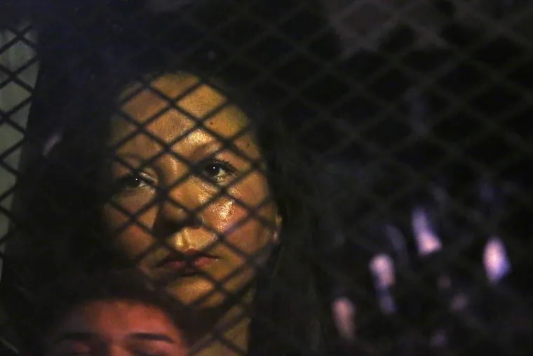 Gaudalupe García de Rayos, 36, a Mexican native who had lived north of the border since she was 14, was among 600 undocumented immigrants arrested across six states last week.