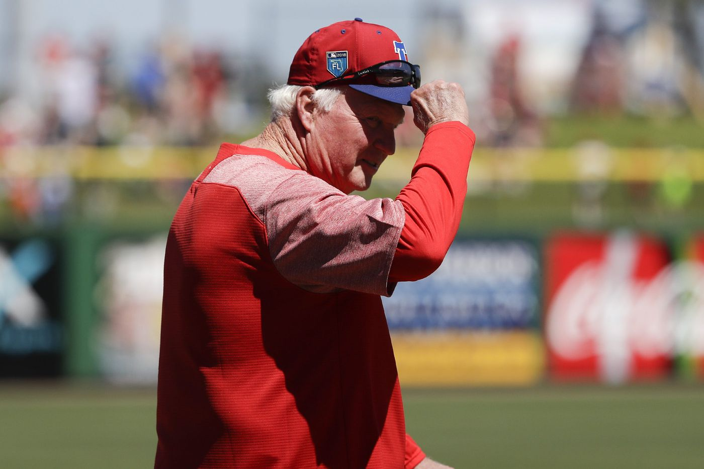 Former Phillies manager Charlie Manuel under consideration for Hall of Fame