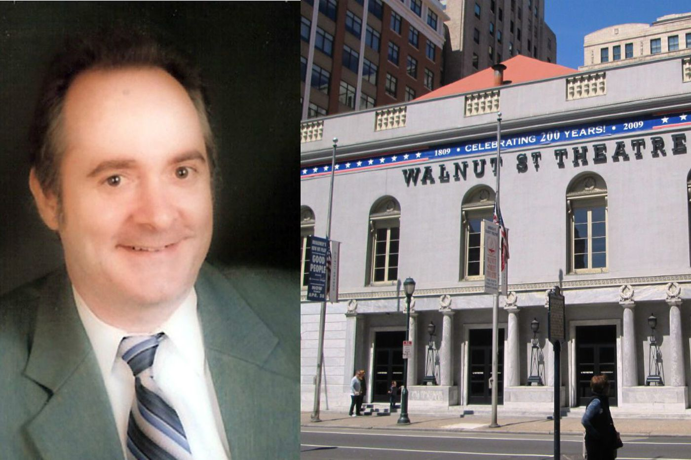 Familiar face at Walnut Street Theatre is bowing out