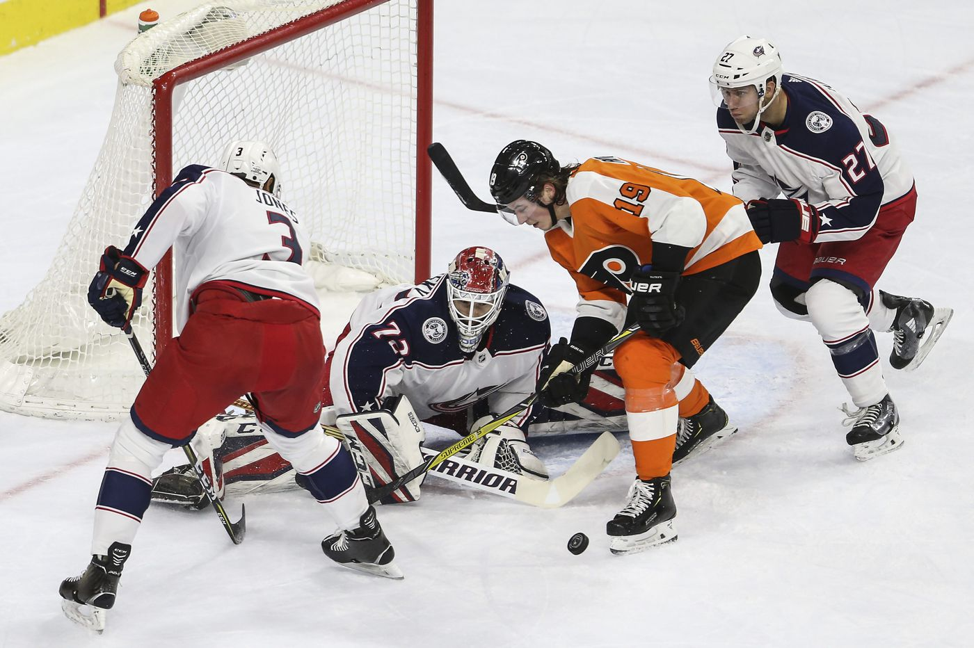 Flyers to face familiar foe they rarely beat: Sergei Bobrovsky