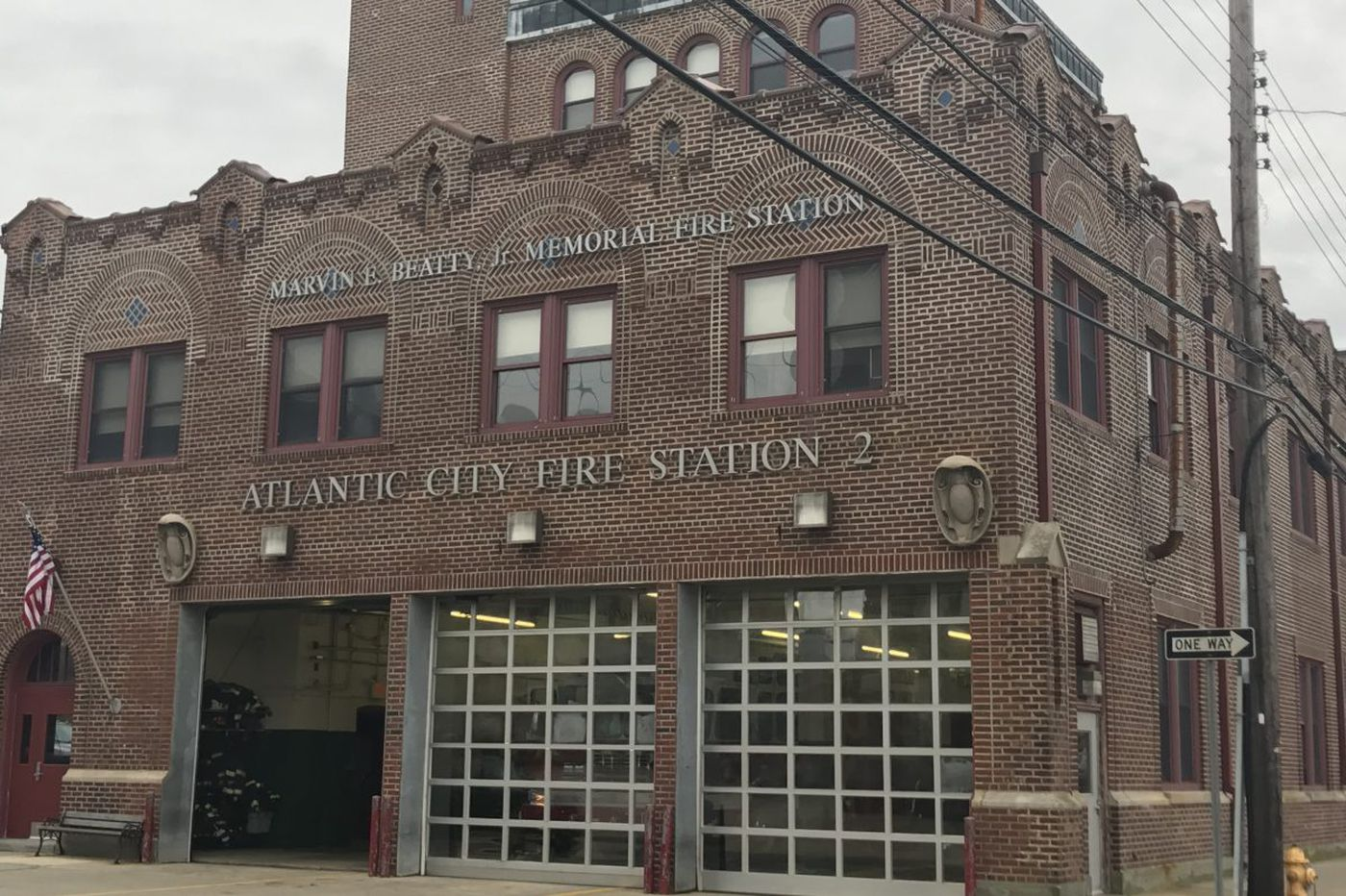 Atlantic City firefighters say state hired private eye to track them at their homes
