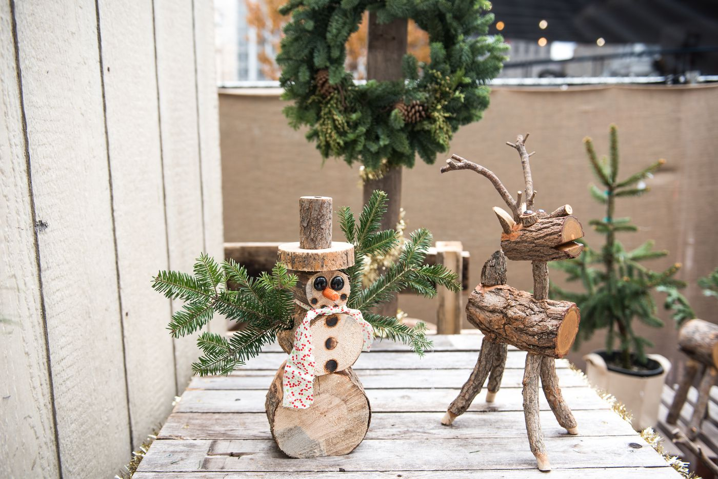 Village Christmas Tree Stand.10 Vendors Not To Miss At Christmas Village In Love Park