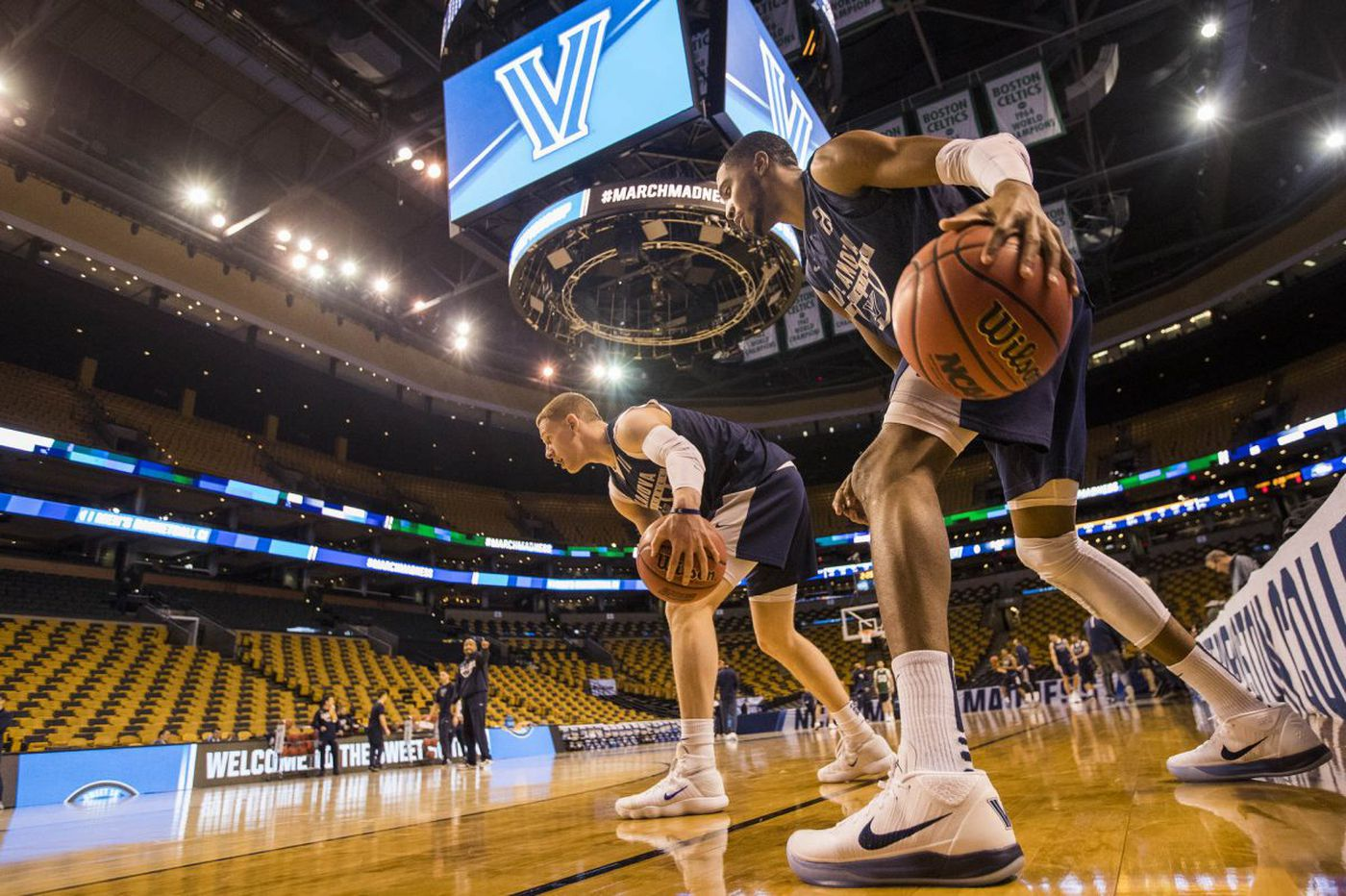 Sweet 16: Inside the Villanova-West Virginia matchup