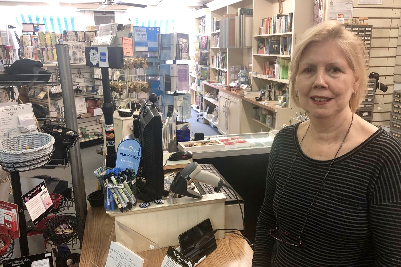 Recovery community mourns loss of Ray Skinner, the longtime proprietor of Eleventh Step books | Kevin Riordan