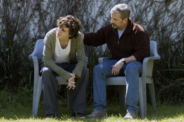 Relapse, relapse, relapse: 'Beautiful Boy' tracks the exhausting arc of addiction