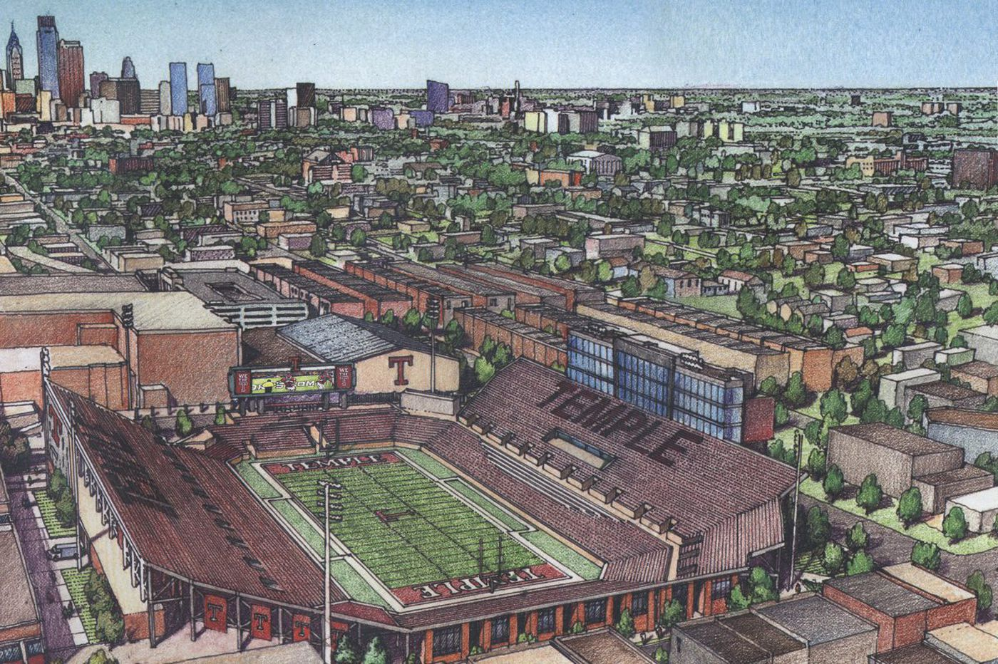A few reasons Temple needs its own stadium | Opinion