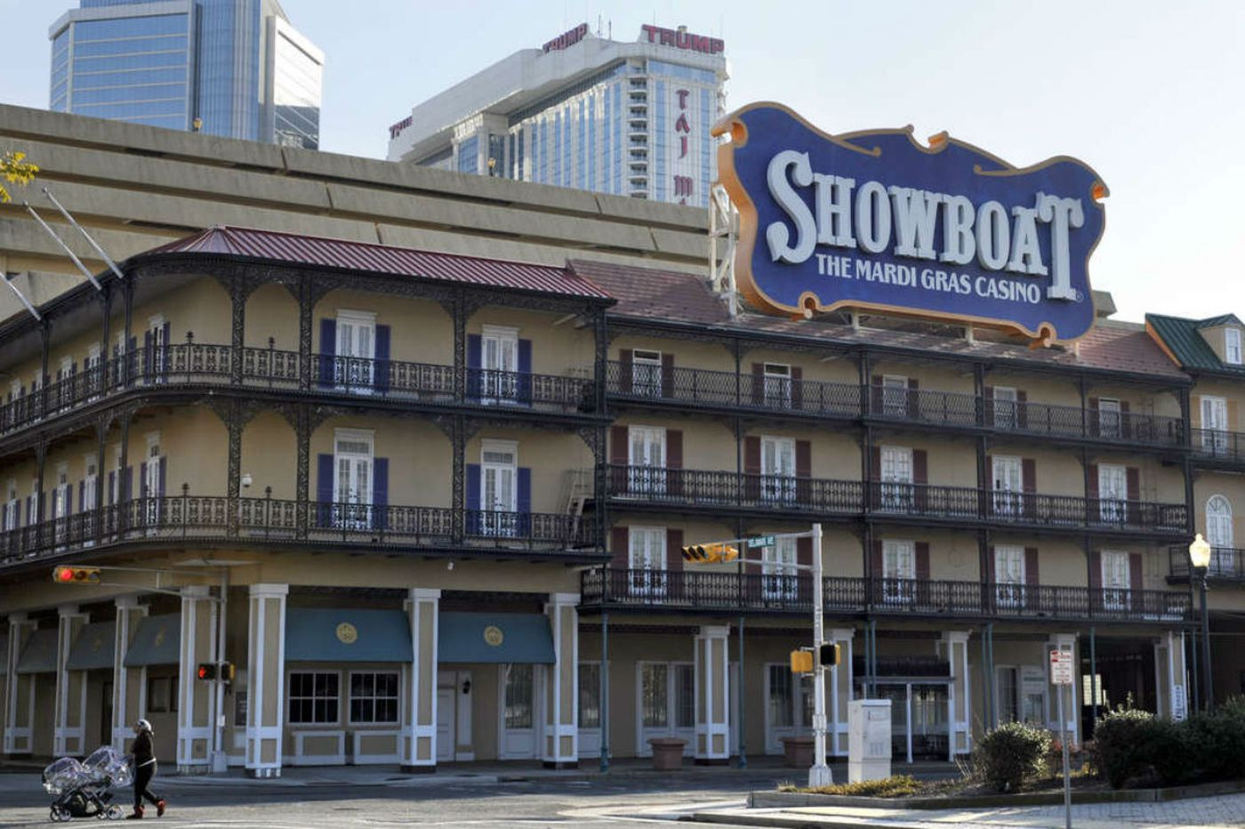 Blatstein to reopen Showboat in Atlantic City — with no casino