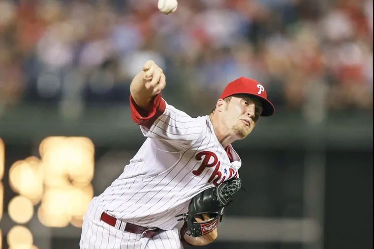Phillies' pitcher Ken Giles is gearing up for the closer's role, but is held back right now by the presence of Jonathan Papelbon.