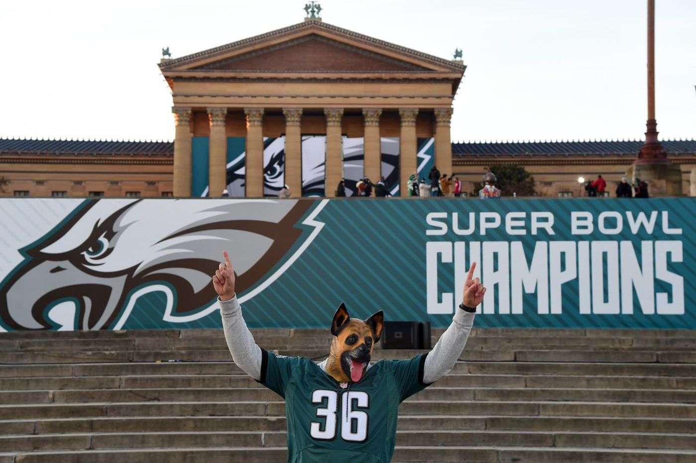 Stay hungry, Philly. We're underdogs no more | Editorial