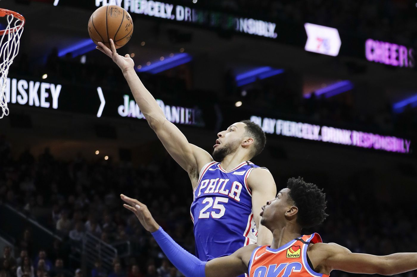 Ben Simmons was the Sixers' catalyst on both ends of the court in win over OKC