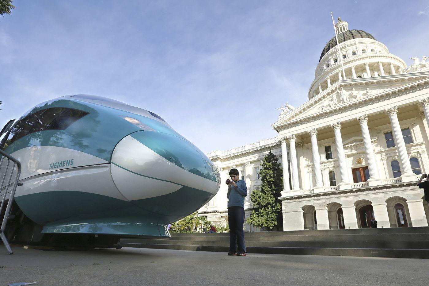 Trump administration pulls $1B from California rail project