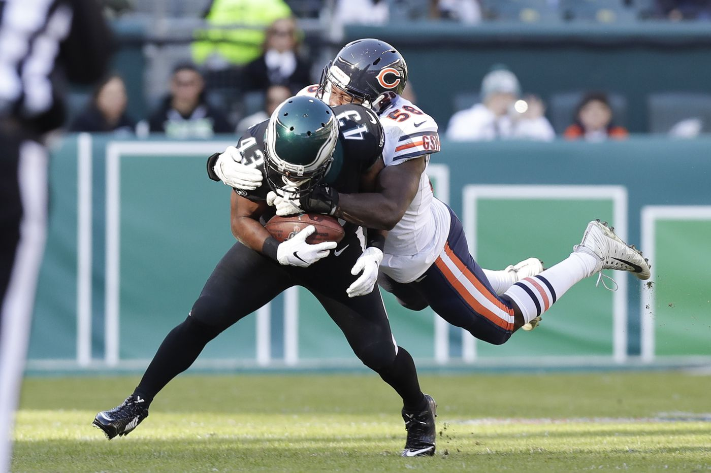 Darren Sproles ruled out for season, as another Eagles gamble on an older player doesn't pay off