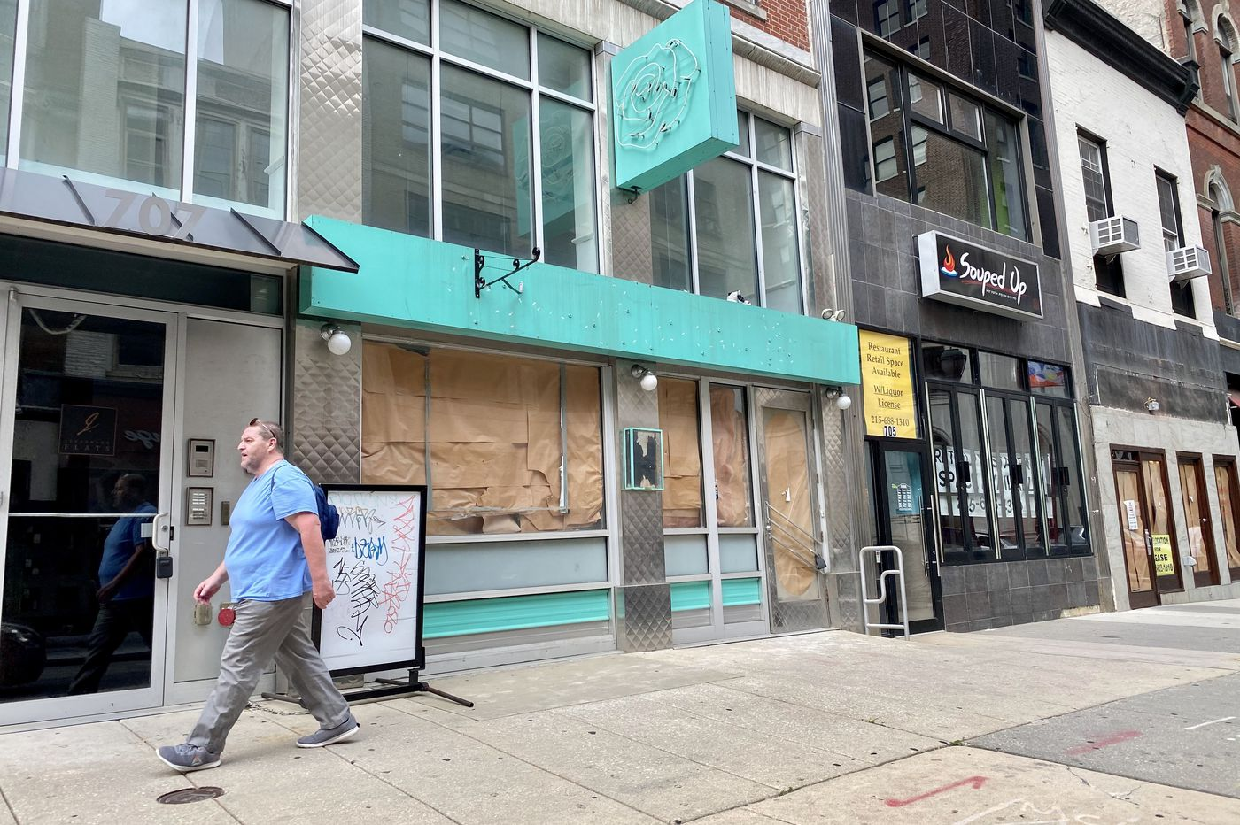 Pizza Fresca is coming to a long-vacant restaurant space on Chestnut St.