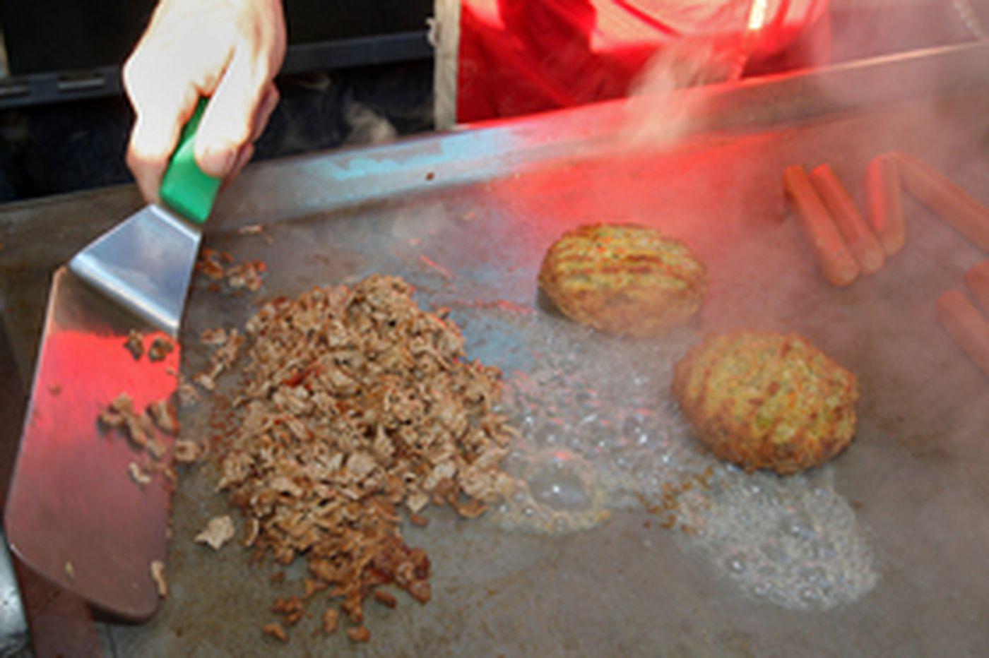 Venue vegan: Phillies, Citizens Bank Park find a winning combo with meatless menu