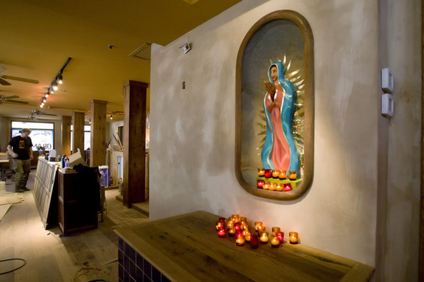 Table Talk: El Camino Real, from Bar Ferdinand's Kamihira