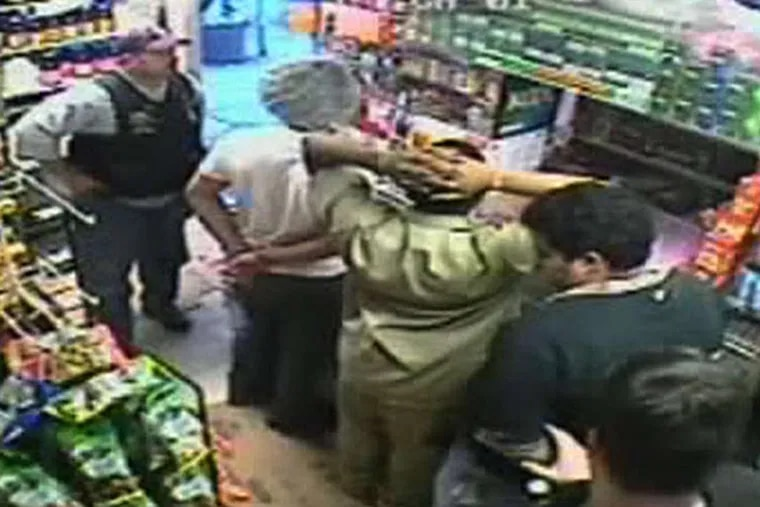 Jose Duran provided investigators with a video that captured some of the September 2007 police raid on his West Oak Lane bodega.