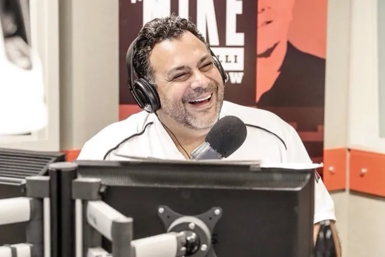 97.5 The Fanatic host Anthony Gargano is used to chatting with callers. But on Monday, he was surprised when he recognized the number on the call screener.