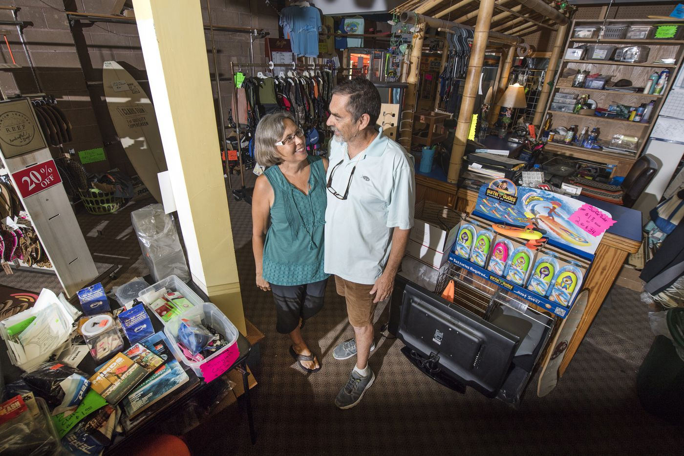 After 44 years, a beloved Jersey Shore surf shop awaits the last wave