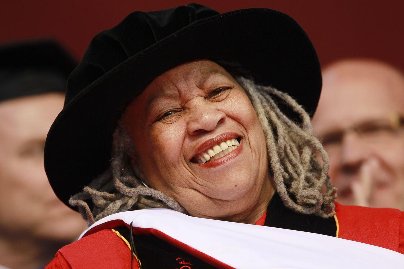 Toni Morrison, renowned writer, Nobel laureate and Princeton University professor, dies at 88