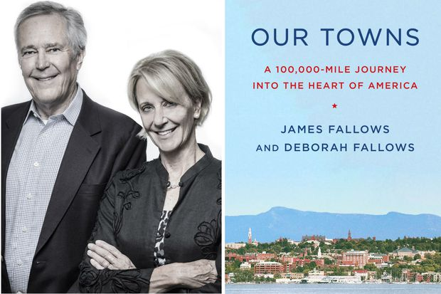 James and Deborah Fallows' 'Our Towns': Glimpses of the places we're from