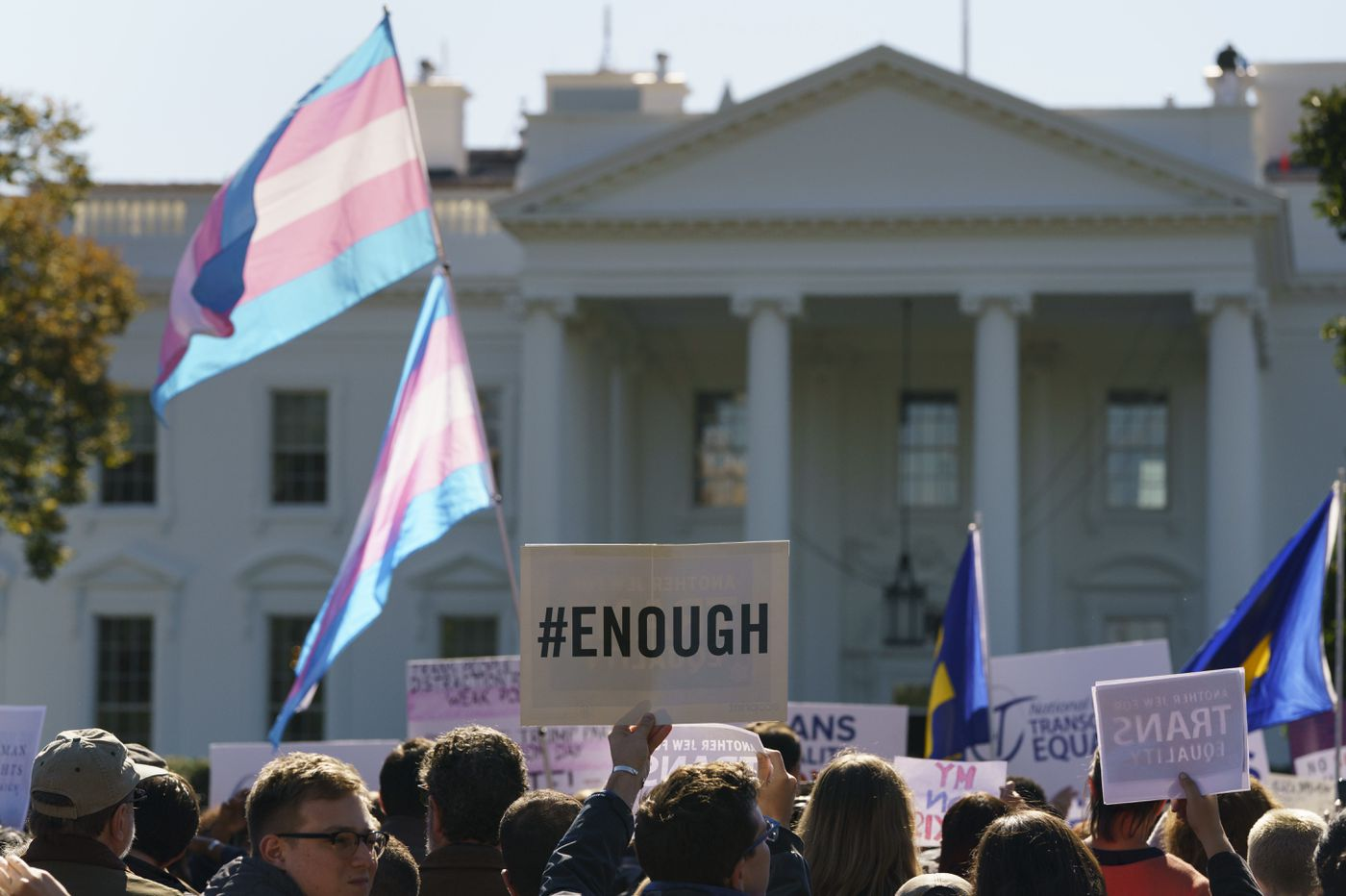 After Trump's transgender memo, a call for common sense | Christine Flowers