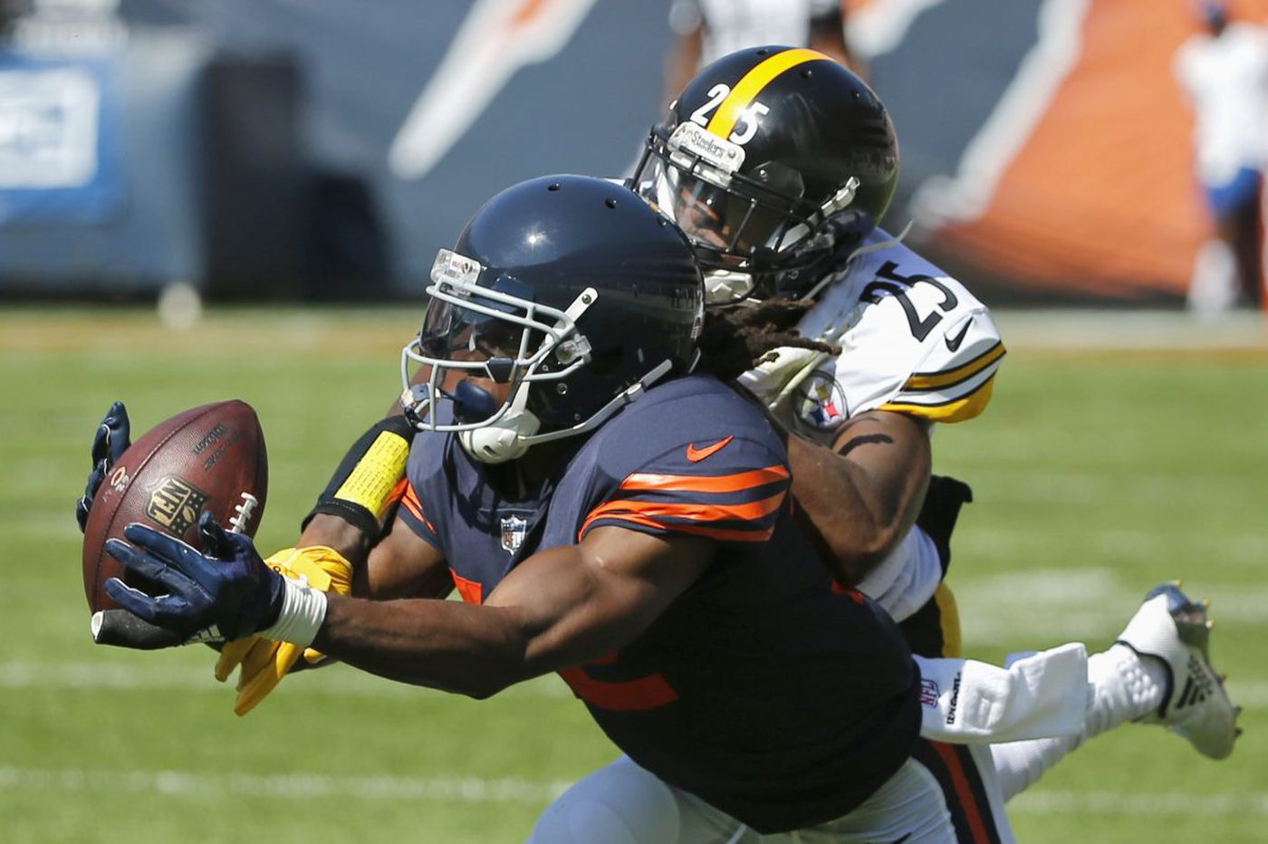 Markus Wheaton, former Bears and Steelers receiver, signs with Eagles