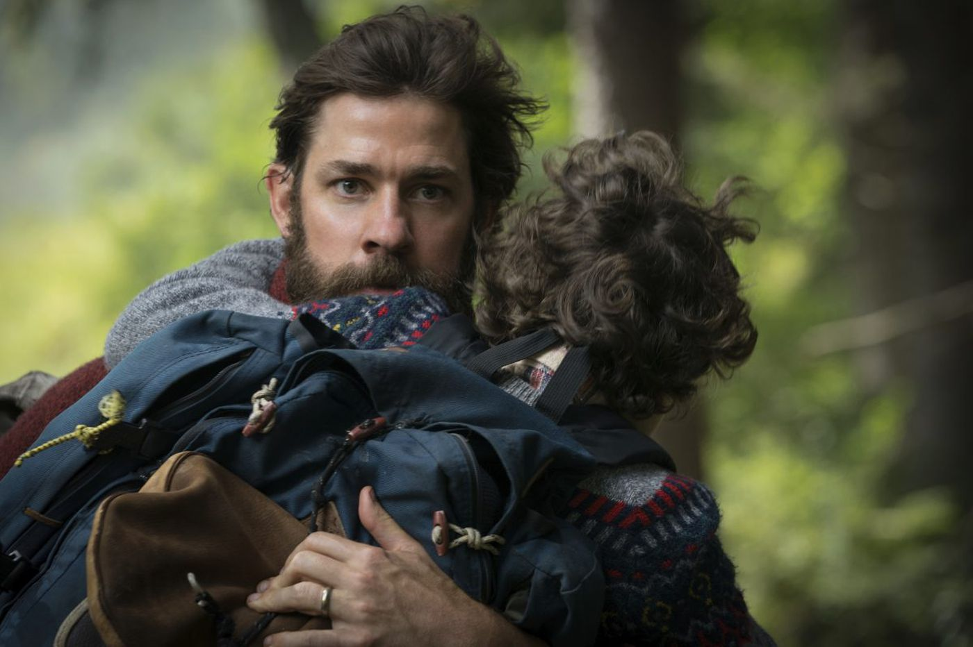 'A Quiet Place': Aliens rid the earth of noisy people. Hear, hear.