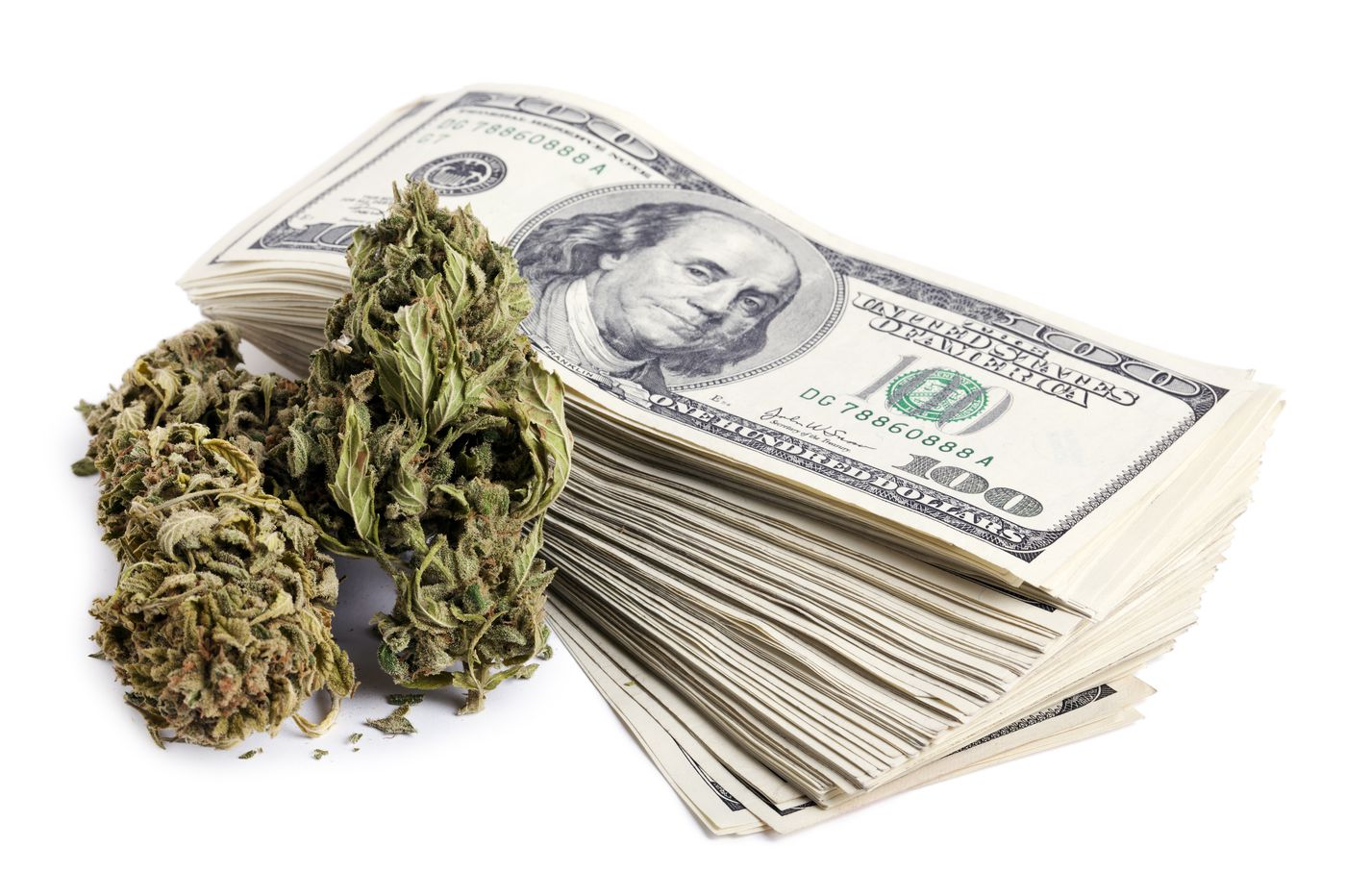 With billions in marijuana cash unbanked, Pa. leads an appeal to Congress for protections
