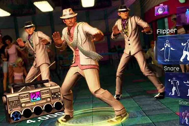 """""""Dance Central"""" is among the best games for the Kinect system."""