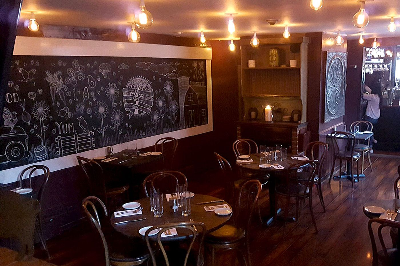 Bridgid's, the Fairmount landmark, is now Paseo Tapas Bar