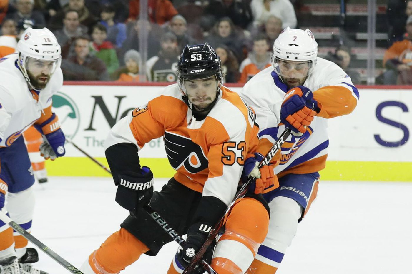 Shayne Gostisbehere, defense much improved, returning to Flyers lineup vs. Rangers