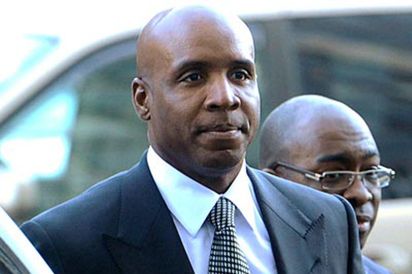 Bonds appeals sentence