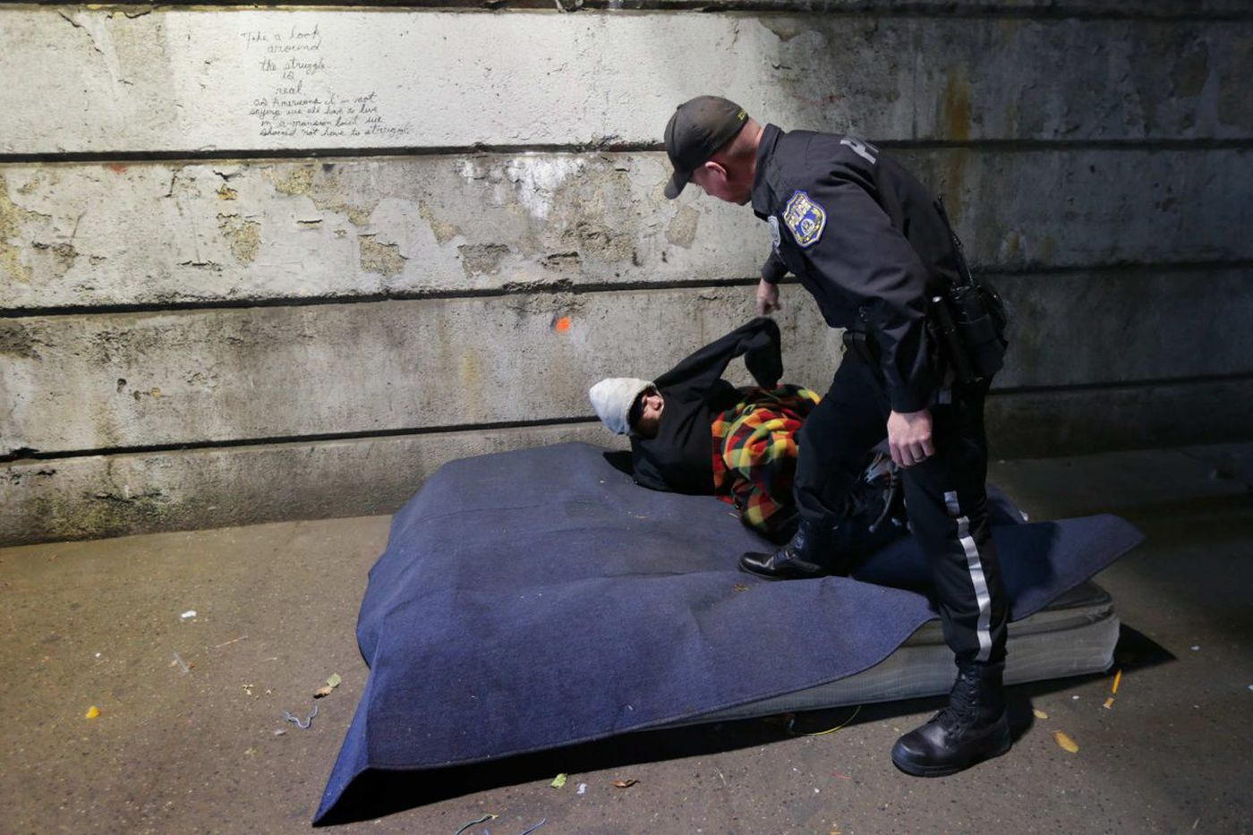 Months after the city sweep, heroin camps now scattered across Kensington | Mike Newall